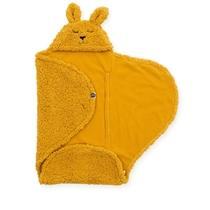 Wikkeldeken Bunny Mustard