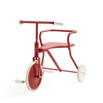 Driewieler Rosy Red (gepersonaliseerd)