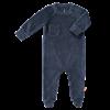 Fresk Pyjama met voetjes Indigo Velours
