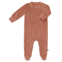 Pyjama met voetjes Ash Velours
