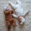 Little Bonjour Babymust Turban Beanie Nude