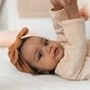 Little Bonjour Babymust Knot Beanie Nut