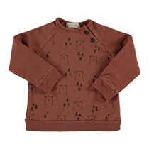 Sweatshirt Bears Tile