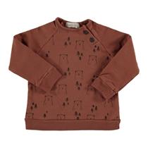 Sweatshirt Bears Tile