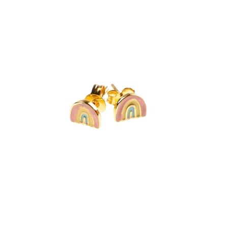Selva Sauvage oorbellen Rainbow