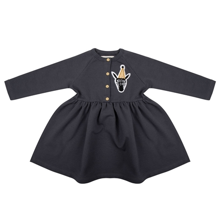 Little Indians Dress Party Animal Iron