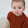 Little Indians Knit Sweater Picante