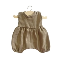 Barboteuse Noa Taupe Chine