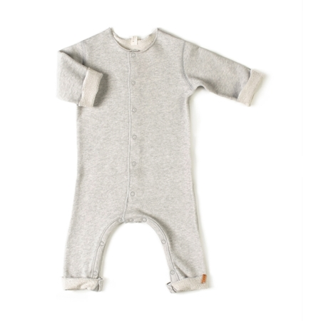 Nixnut Onesie Born Grey