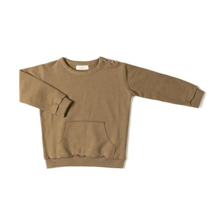 Nixnut Sweater Kangaroo Olive