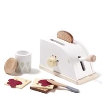 Houten toaster Kid's Bistro