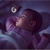 Bibs Fopspeen Glow in the Baby Blue 6-18 maand