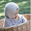 Bibs Fopspeen Baby Blue, Sky Blue  0-6 maand