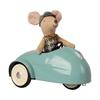 Maileg Mouse car garage Blue