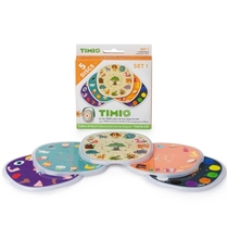 Timio Player Disc set1