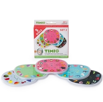Timio Player Disc set2