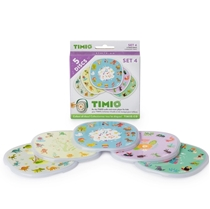 Timio Player Disc set4