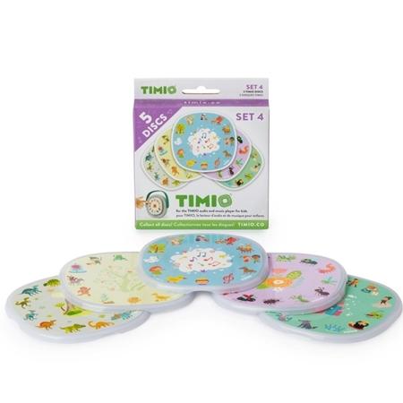 Timio Player Disc set4