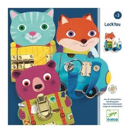 Djeco Locktou educatief spel