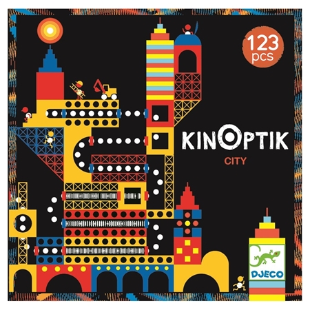Djeco Kinoptik City 123st