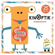 Kinoptik Antimonsters 25st