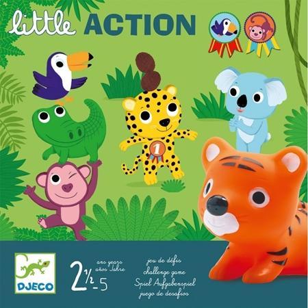 Djeco Little Action (2,5-5j)