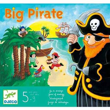 Djeco Big Pirate (5-9j)