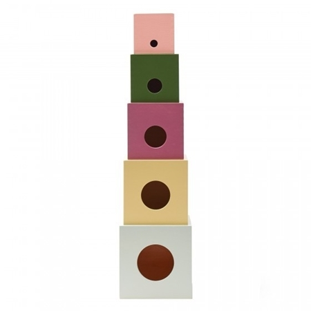 Kids Concept Houten stapelblokken
