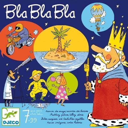 Djeco Bla Bla Bla (7-99j)