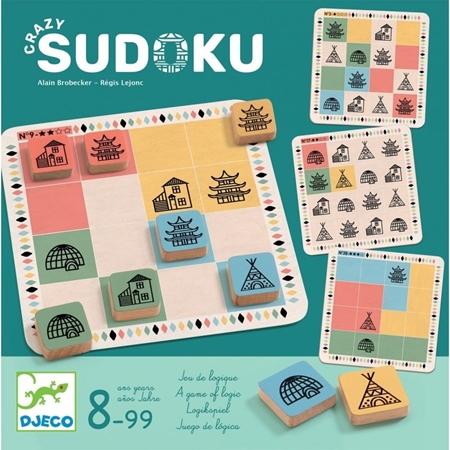 Djeco Crazy Sudoku (8-99j)