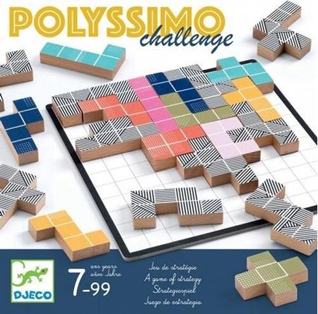 Djeco Polyssimo Challenge (7-99j)
