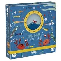 Memorie Ocean Animals (3-8j)