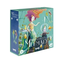 My Mermaid puzzel 350st