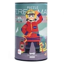 Brandweer Puzzel 36st