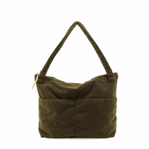 Lifestylebag Mom Bag Teddy Green