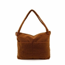 Lifestylebag Mom Bag Teddy Caramel