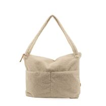 Lifestylebag Mom Bag Teddy Naturel