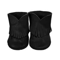 Boots Boho Zwart