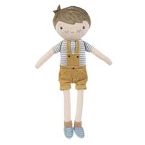 Knuffelpop Jim 35cm