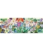 Djeco Puzzel Rainbow Tigers 1000st