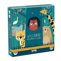 Memorie Wild Animals (3-8j)