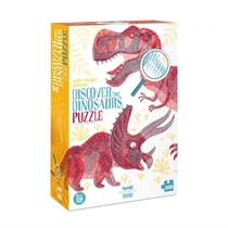 Discover the Dinosaurs puzzel 200st