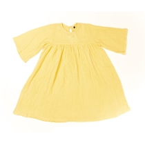 Dress Emilia Soft Yellow