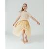 Selva Sauvage Skirt Long Soft Yellow