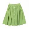 Selva Sauvage Skirt Long Soft Green