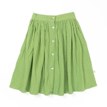 Skirt Long Soft Green