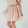 Selva Sauvage Skirt Short Soft Pink