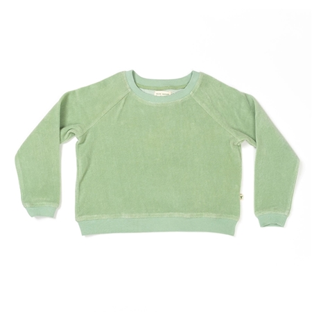Selva Sauvage Sweater Soft Green