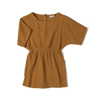 Flow Dress Caramel