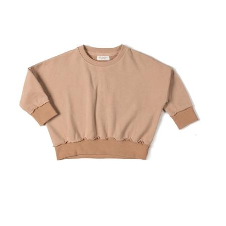 Nixnut Loose Sweater Nude